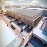 MODULO architects - HAVEN VAN BRUSSEL  - Logistiek centrum TIR