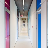 MODULO architects - BLSI BRUSSELS LIFE SCIENCE INCUBATOR Bruxelles (Woluwe St-Lambert) - laboratoires, bio-incubateur, animaleries A2